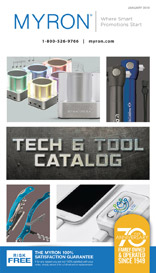 Myron 2019 Tech Catalog